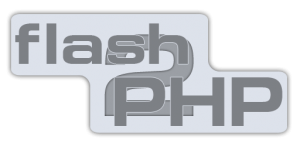 Flash2PHP logo (alpha)